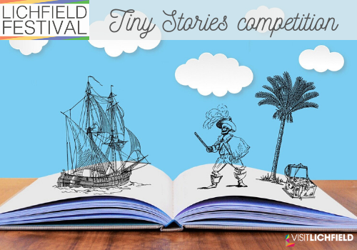Lichfield Festival Tiny Stories writing competition