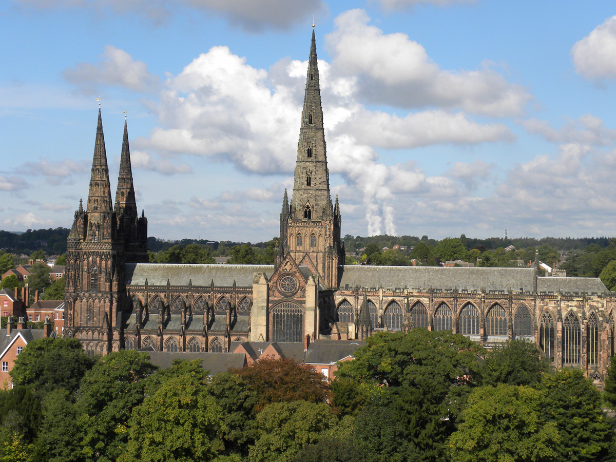 lichfield cathedral receives certificate of excellence