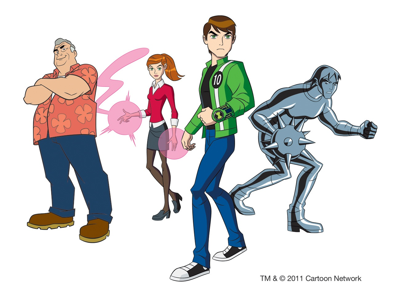 The Hunt Is On For A Real Life Team Of Ben 10 Superheroes Visit Lichfield