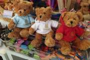 Lichfield Cathedral teddies