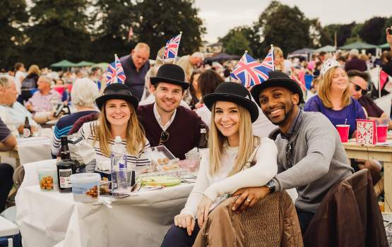 Lichfield Proms in Beacon Park - Credit Michelle Williams Photography