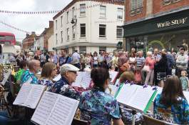 Lichfield Arts Blues and Jazz Festival