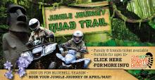 Jungle Journey Quadding Experience