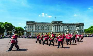 The Band of the Mercian Regiment