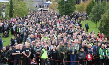 Fallen Comrades Commemorated