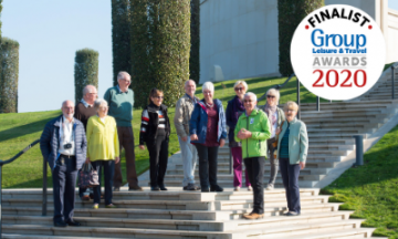 National Memorial Arboretum shortlisted for three categories at Group Leisure and Travel Awards