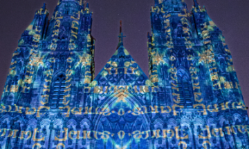 Celebrating Christmas at Lichfield Cathedral